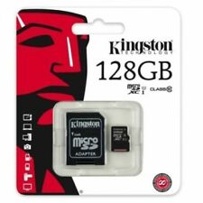 Kingston Genuine 128GB Micro SD card for Samsung Nintendo DSi XL 3DS LITE Wii U