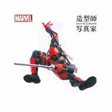 Banpresto CREATOR x CREATOR Marvel Deadpool Figure Comic version with Stand
