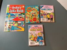 4 Archie comic books joke book # 249 laugh Comics Digest #19 dbl digest #84 #123