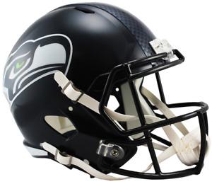NFL Riddell Football Speed Mini Helm Seattle Seahawks