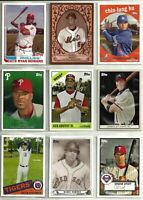 2008 Topps Trading Card History 25-card set! JETER-GRIFFEY-ORTIZ-PEDRO++