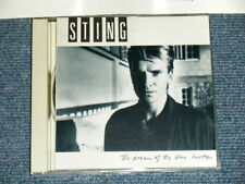 STING of POLICE Japan 1986 D32Y3004 NM CD THE DREAM OF THE BLUE TURTLES