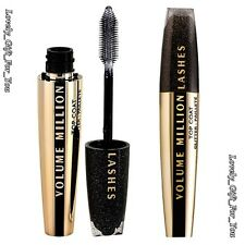 ☀️ NEW L'Oreal Volume Million Lashes Top Coat Glitter Mascara 9ml