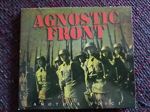 AGNOSTIC FRONT - Another Voice (2004) Album CD NY Hardcore Klassiker Nuclear BL.