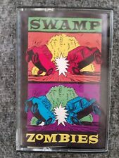 RARE Swamp Zombies Scratch and Sniff Car Crash Cassette
