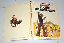 Un uomo Un'avventura 10 L'UOMO DELLE PIRAMIDI Enric Sio' CEPIM 1 ed 1977 Siò