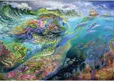 "Jigsaw Puzzles 1500 Pieces ""The soul of the ocean"" / Josephine Wall / Anatolian"