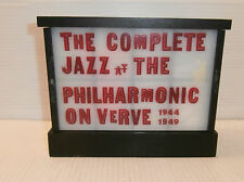 The Complete Jazz at the Philharmonic on Verve 1944-1949 Verve USA 10CD
