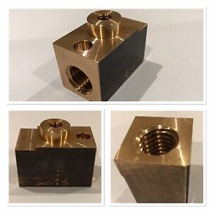 Cross Slide Nut To Fit Harrison Metric L5, L5A And 140 Lathes