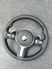 BMW f15 F30 F32 F34 F36 F25 F20 F21 M sport steering wheel Paddle shift