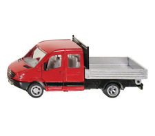Siku Mercedes Benz Sprinter Flat Bed Van 1:50 Scale Model Toy Present Gift