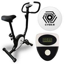 Fitness Fahrrad Heimtrainer Ergo Bike Trimmrad kompakt Cardio Ergometer ES-8805