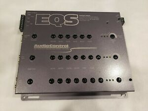 AudioControl EQS - Car & Vehicle Electronics