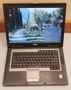 Dell Latitude D820 Intel Core 2 Duo 2.0GHz 3GB RAM 160GB HDD WIFI  Linux
