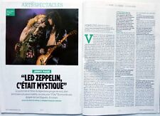 Mag 2014: JIMMY PAGE_LED ZEPPELIN_ISABELLE BOULAY_MARINE LE PEN_THOMAS PIKETTY