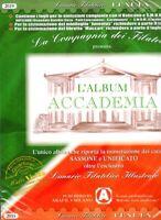 Accademia fogli Abafil per Italia Repubblica 2019