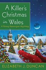 A Killer's Christmas in Wales: A Penny Brannigan Mystery Duncan, Elizabeth J. H
