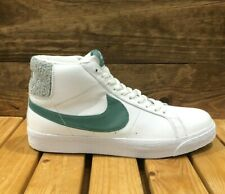 Nike SB Zoom Blazer Mid - White Bicoastal - Men's Shoes Size 12 CJ6983-100