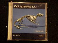 DJ Quest – Rat Sessions Vol 1 CD #2 only   (REF BOX C53)
