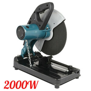 355mm Portable Metal Cutting Cut Off Chop Saw 14Inch Blade for Abrasives & Metal