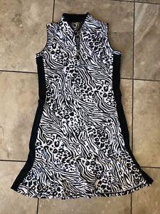 Women's Tail White Label Golf Dress- size M