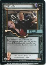 Buffy CCG TCG Angels Curse Unlimited Edition Card #15 Spike's Car
