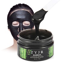 Charcoal Deep Remover Blackhead Cleansing Mud Mask Peel Off Facial Cosmatic