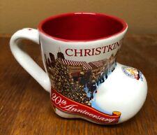 CHICAGO CHRISTKINDLMARKET 20th Anniversary 2015 Gluhwein German Boot Mug