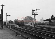 PHOTO  LNER NORWICH CITY RAILWAY STATION VIEW OF THE DEPARTURE END OF THE STATIO