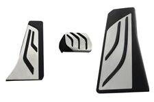 Kit Pedal Fußablage Für  BMW 5er F10 6er F13 X3 F25 X4 F26 Automatik Footrest