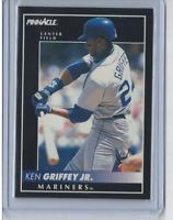 1992 Pinnacle #549 - Ken Griffey Jr - Mariners HOF - Mint
