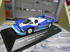 PORSCHE 956 K 956K Brun Hockenheim 1985 #19 Bellof Boutsen Schiesser IXO 1:43
