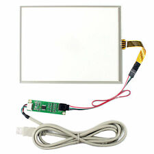 8.4inch Resistiev Touch Sensor With USB Controller Card Display Area 172x129mm