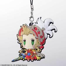 Square Enix Rubber Strap Cellphone Charm Final Fantasy III Dissidia Onion Knight
