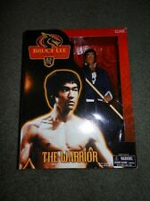 """2000 BRUCE LEE THE DRAGON SERIES """"THE WARRIOR"""" PLAY ALONG ACTION FIGURE NRFB"""