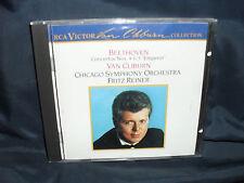 Beethoven-Concertos Nos. 4 & 5-Van Cliburn/Puro/Chicago così