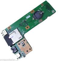 DC IN Power Jack Board For Asus X52J A52 A52J K52 K52J K52JT K52JU K52JB K52DR