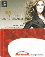 Arenakaart A094-01 10 euro: Celine Dion