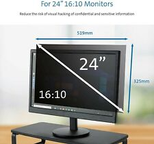 """Kensington Monitor Screen Privacy Filter 24"""" 16:10 (Reduced RRP £80)"""