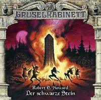 GRUSELKABINETT-FOLGE 116 - DER SCHWARZE STEIN   CD NEW