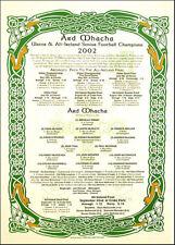 Armagh All-Ireland Senior Football Champions 2002: GAA Print