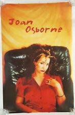 """RaRe vintage Joan Osborne poster 22x34"""" music One of Us Funk Brothers 90s (1996)"""