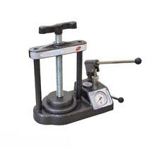 Hydraulic Press Dental Lab | Press Metallic & Microwave Flask | VH