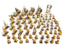 TOMB KINGS Army #1 WELL PAINTED Warhammer Fantasy METAL screaming Skull catapult