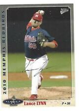 2010 MEMPHIS REDBIRDS TEAM SET COMPLETE MINOR LEAGUE AAA ST LOUIS CARDINALS