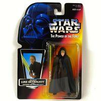 Kenner Hasbro Star Wars Luke Skywalker (1996) POTF Jedi Knight Red Card #69596