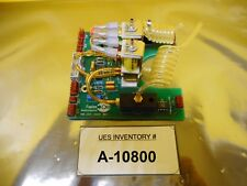 Fusion Semiconductor 249331 Pnuematic Interface Board Pcb Rev. C Used Working