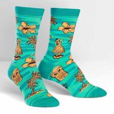 Sock It To Me Women's Crew Socks - Tiki Toes