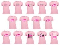Breast Cancer Awareness Pink Ribbon Women's T-Shirt Survivor Support Boss Tee