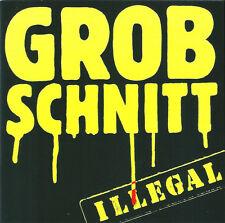 GROBSCHNITT - ILLEGAL ( REMASTERED)  CD NEW
